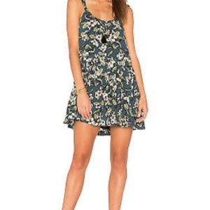 New Free People Floral Print Dress   MAKE OFFER